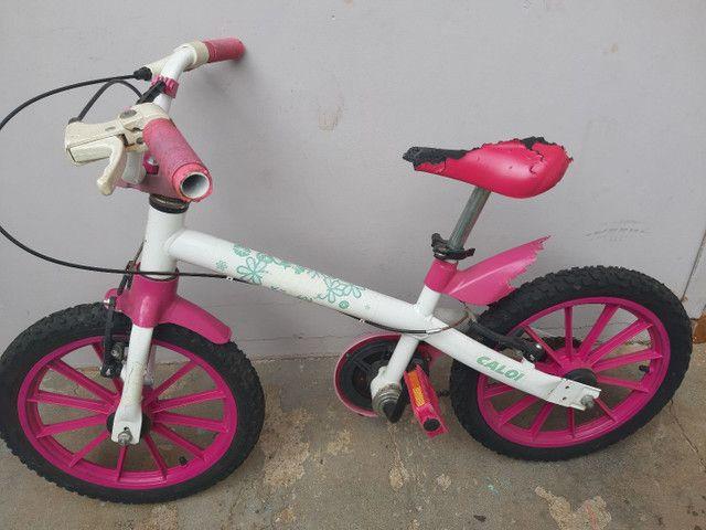 Bicicleta Infantil CALOI  - Foto 4