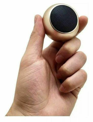 Mini Caixa de som Bluetooth M3 - Foto 2