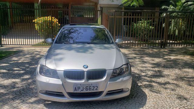 BMW 335 I 2008 / 08 UNICO DONO TETO SOLAR   - Foto 2