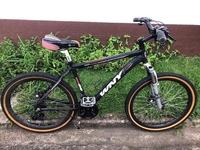 Bicicleta aro 26 wny, toda shimano!!