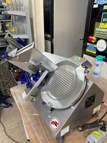 Cortador de frios / laminador de frios e embutidos- Automático axt-30i marca Gural - Foto 6