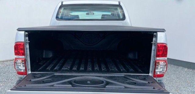 Hilux SRV 2013 4x4 Diesel  - Foto 3
