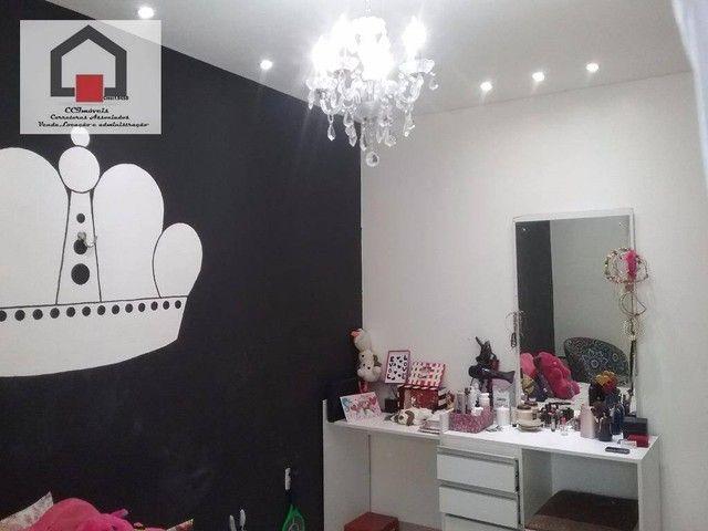 Casa no Residencial Casatanheira, 390 m², 5 Suítes, Sendo 1 Suíte Super Master, 3 Vagas, à - Foto 19