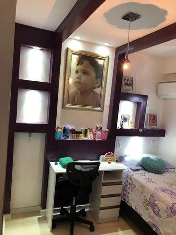 Apartamento todo mobiliado no Condomínio Soberano V Nascente (sombra) 2 Vagas Lazer Comp - Foto 4