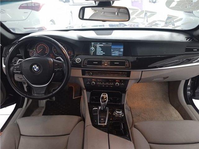 550i 4.4 Sedan V8 32V Automático Blindado ** Thais Santos ** - Foto 3