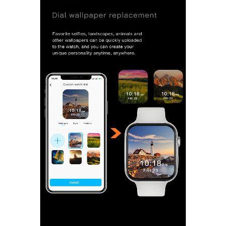 Smartwatch T500 - Foto 2