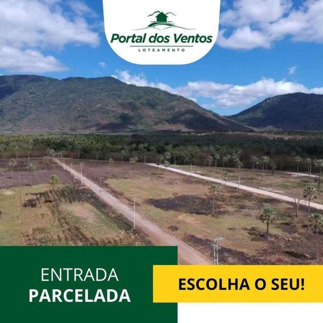 Lotes Em Pacatuba Com Vista Para Serra !! Entrada Promocional!! - Foto 4