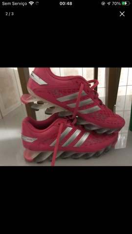 Adidas Springblade N39 300$ - Foto 2