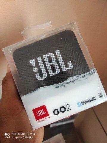 Jbl go2 preto aceito cartões  - Foto 2