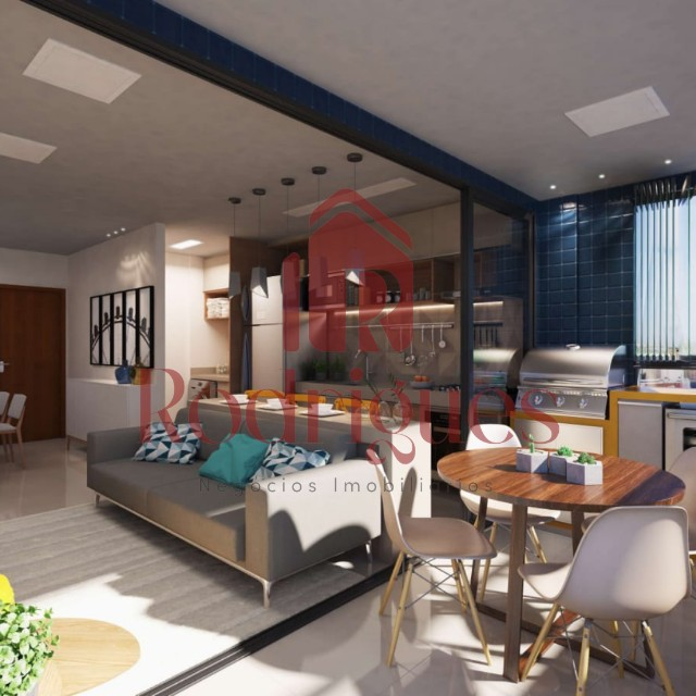 ap na ponta verde, Edifício Smart 70, nascente com 2 vagas de garagem  - Foto 10