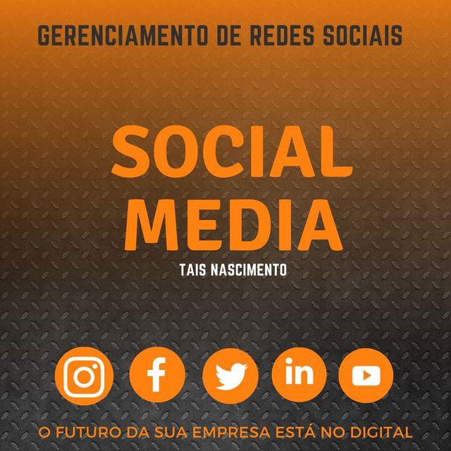 Social Media   Gerenciamento de redes sociais