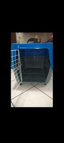 Caixa de transporte semi nova N 4