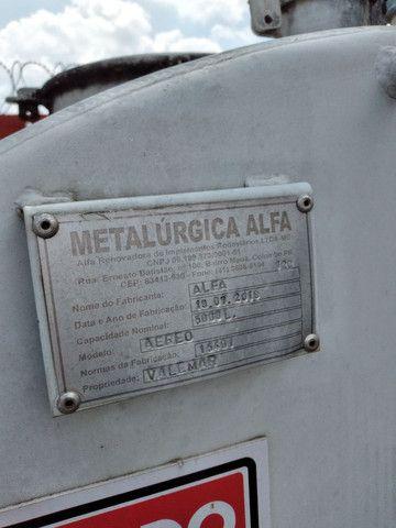 Tanque de combustível 5.000 litros com 2 bombas - Foto 2