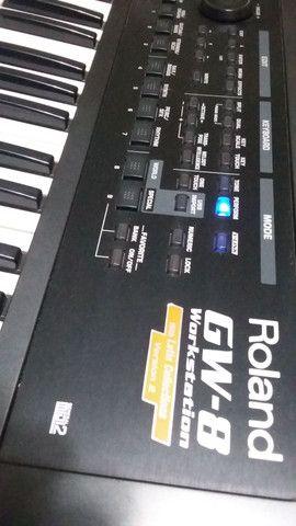 Teclado Roland GW8 Versão2 - Foto 2