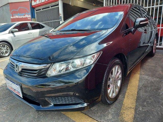 Civic lxl 1.8 manual 2012 * Financio sem entrada *