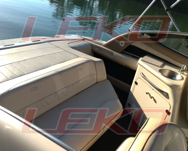 Lancha Regal LSC 2150 Motor Volvo Penta 5,7 V8 300HP apenas 295 Horas! - Foto 10