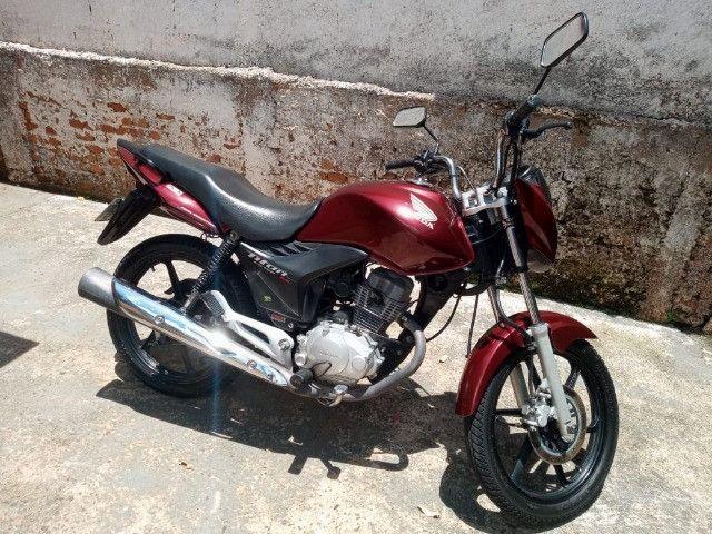 Moto Honda CG 150 Titan Ex - Foto 8