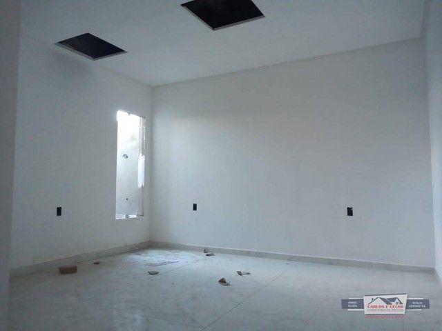 Casa com 3 dormitórios à venda, 90 m² por R$ 170.000,00 - Salgadinho - Patos/PB - Foto 11