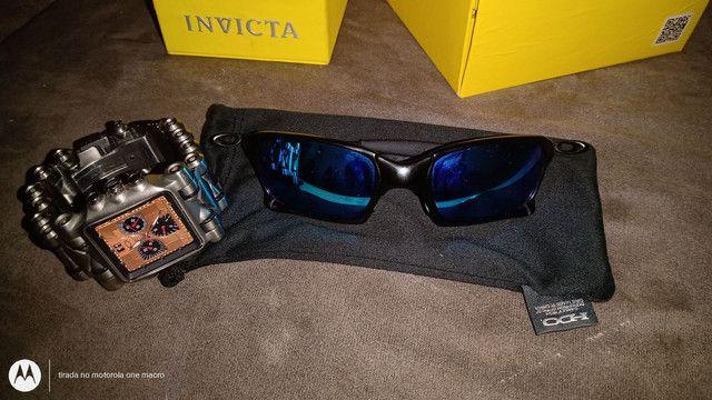 Relógios , corrente Prata e óculos da Oakley . - Foto 3