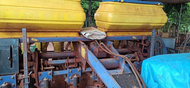Plantadeira  7linha . Ano. 2004.imasa - Foto 5