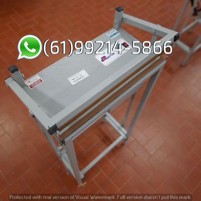 Seladora 40 cm com Temporizador de Pedal Selaplast - Foto 2