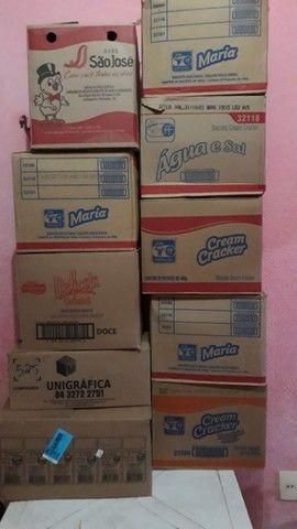 10 caixas de papelão só hoje - Foto 5