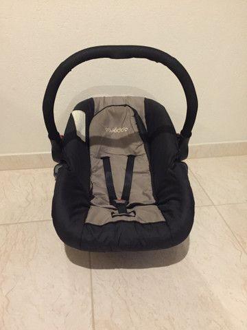 Bebê conforto e carrinho de passeio - Foto 2