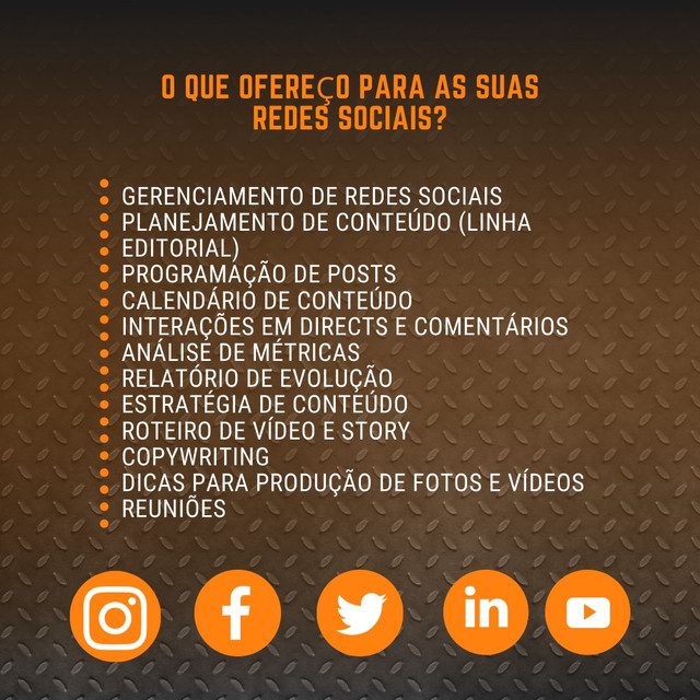 Social Media   Gerenciamento de redes sociais - Foto 2