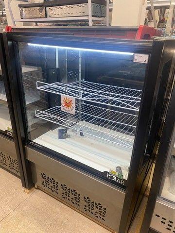 Balcão refrigerado para tortas e sobremesas - 1 ano garantia - polar refrigeração - Foto 6