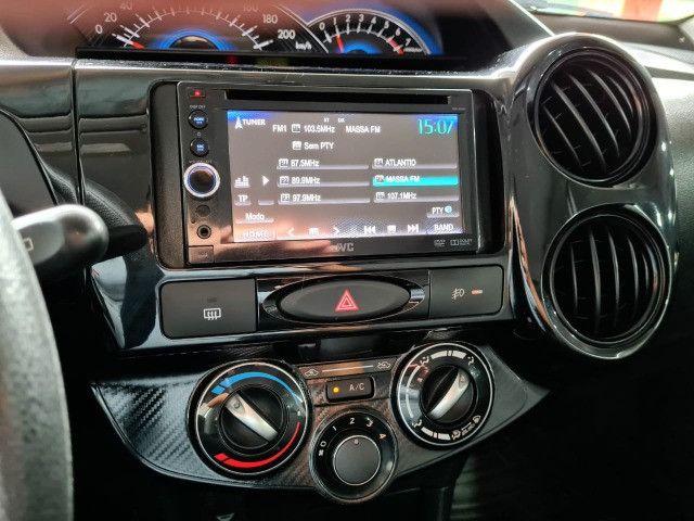 Toyota Etios 1.3X Completo + Multimidia / 2014 ! - Foto 11