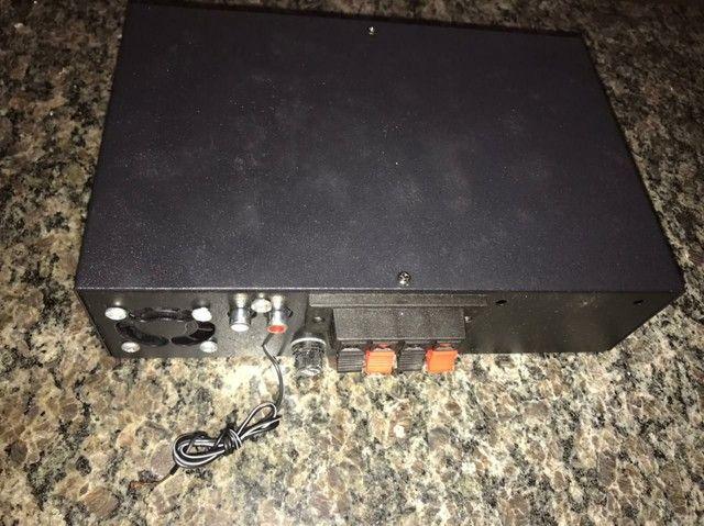 Receiver Amplificador De Som Ambiente 300W RC-5000 BT - Orion<br><br> - Foto 3