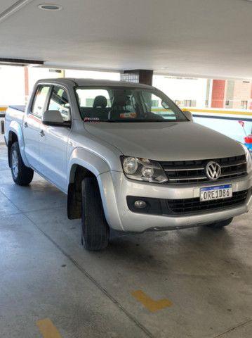 Vw Amarok 2013 automática diesel TDI