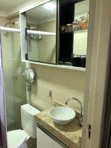Apartamento todo mobiliado no Condomínio Soberano V Nascente (sombra) 2 Vagas Lazer Comp - Foto 3