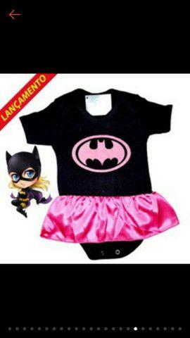 Promoção Body Temático Bebê Infantil / Fantasia Mesversário  - Foto 2