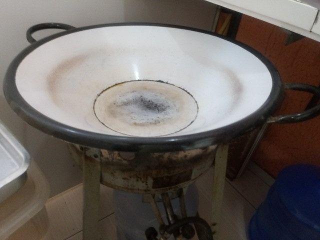 Friradeira a gas