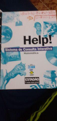 2 Livros Sistema de Consulta Interativa  - Foto 2