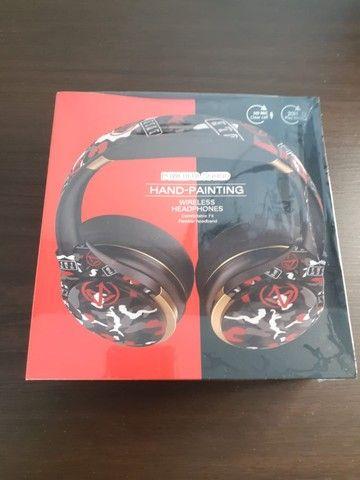 Headphone Bluetooth & Microfone EL-A1. Novo! Entrega Grátis!