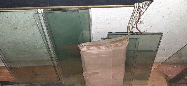 Balcão/Estante de Vidro Modular   - Foto 2