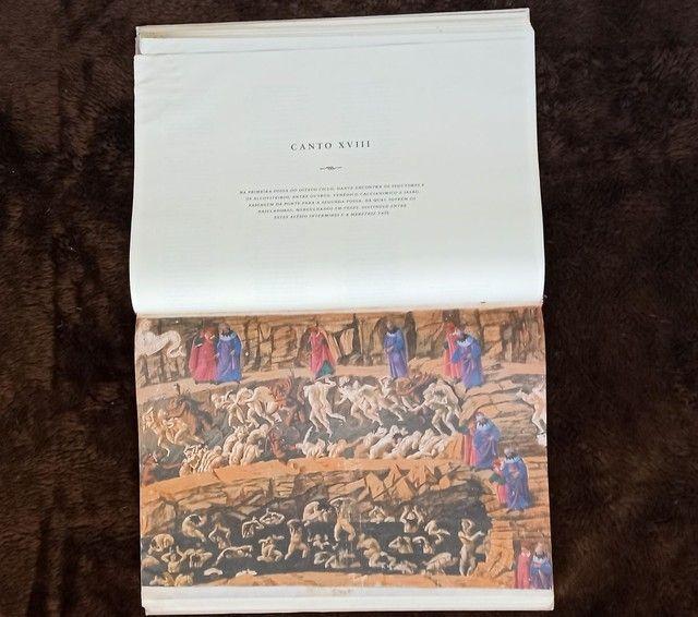 Exemplar raro da Divina Comédia - Dante Alighieri - Foto 2