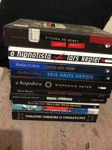 Livros novos e semi novos  - Foto 2