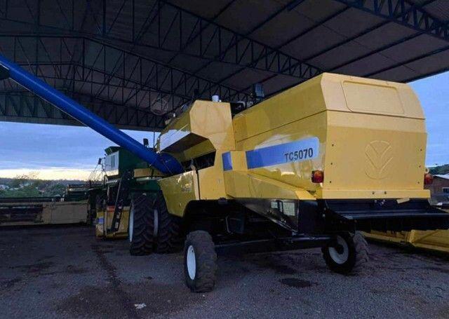 New Holland TC5070 hydro - Foto 5