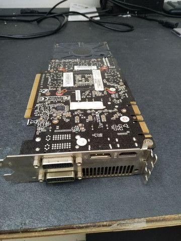 GeForce GTX 760 Pny - Possuí defeitos (Leia a descrição)