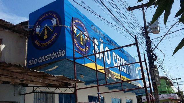 Placas, fachadas, toldos, banner, adesivos ,  - Foto 6