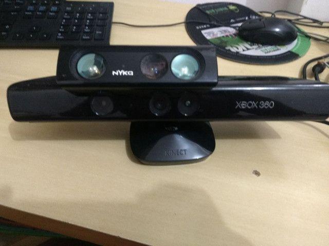 Kinect e Zoom de aumento Xbox360 - Foto 2