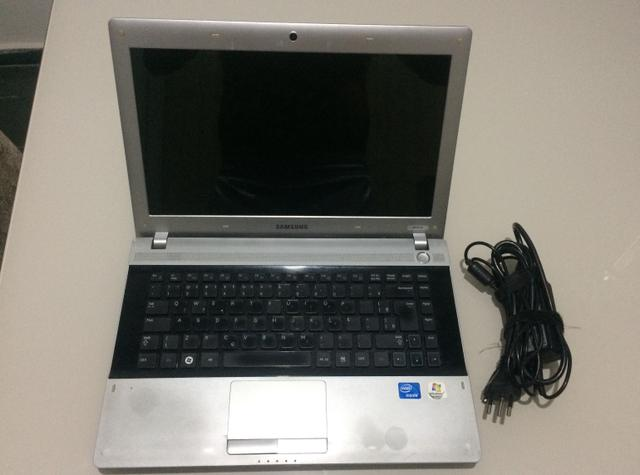 Vendo Notebook Samsung Dual Core, 2GB