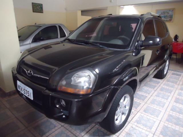 Hyundai Tucson 2.0 automática - Possibilidade de financiamento Total