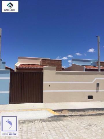 Casa para venda** 56 metros quadrados e 2 quartos em Santa Tereza - Parnamirim - RN - Foto 2