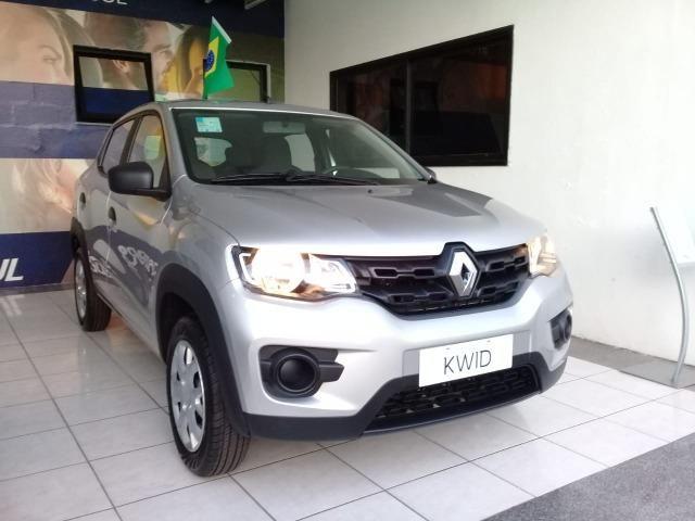 Renault Kwid Life Sce 12v 1.0 + Pintura Metálica 0KM