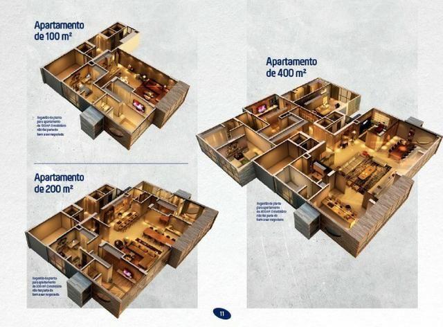 Apto Ritz Residence com 101 m² em Cruz das Almas, vizinho ao Hotel Ritz Suítes - Foto 9