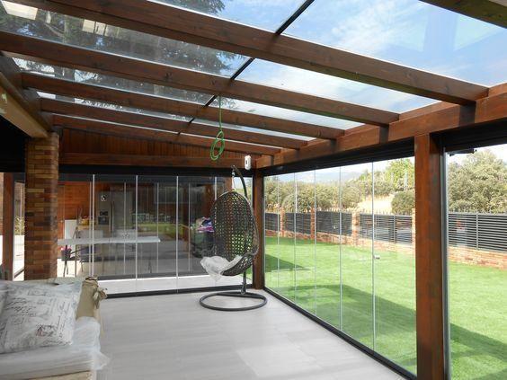 Pergolados e fechamento de area em vidro temperado-excelente preço -